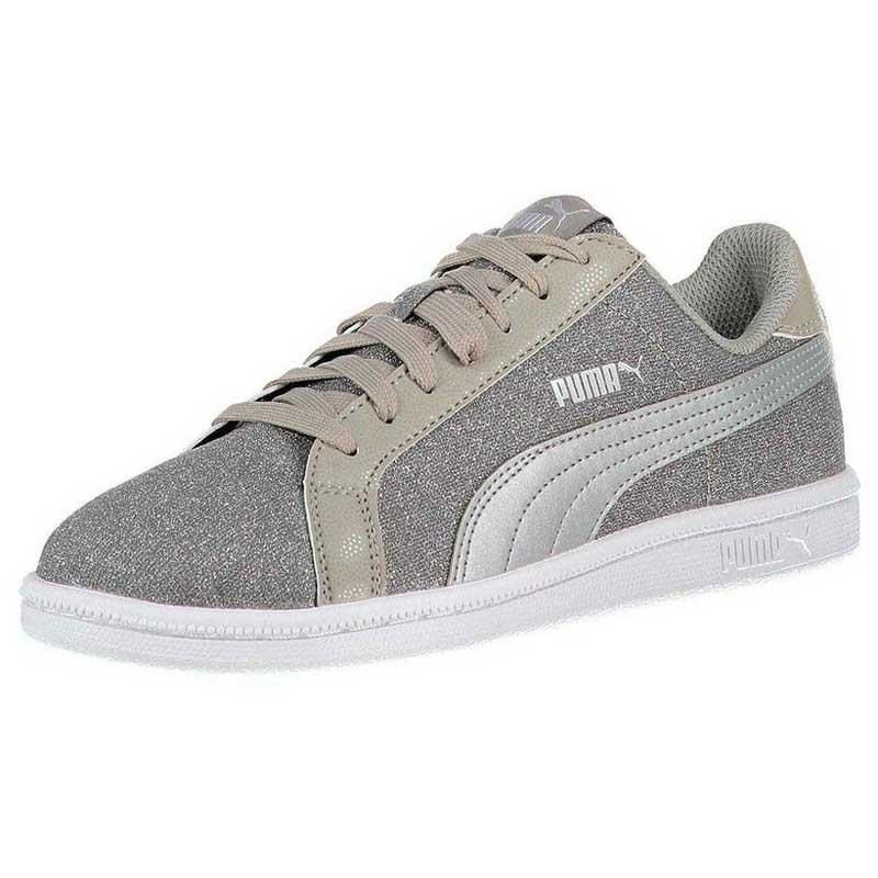 e8fb63cdf79c Puma Smash Glitz Glamm Grey buy and offers on Dressinn