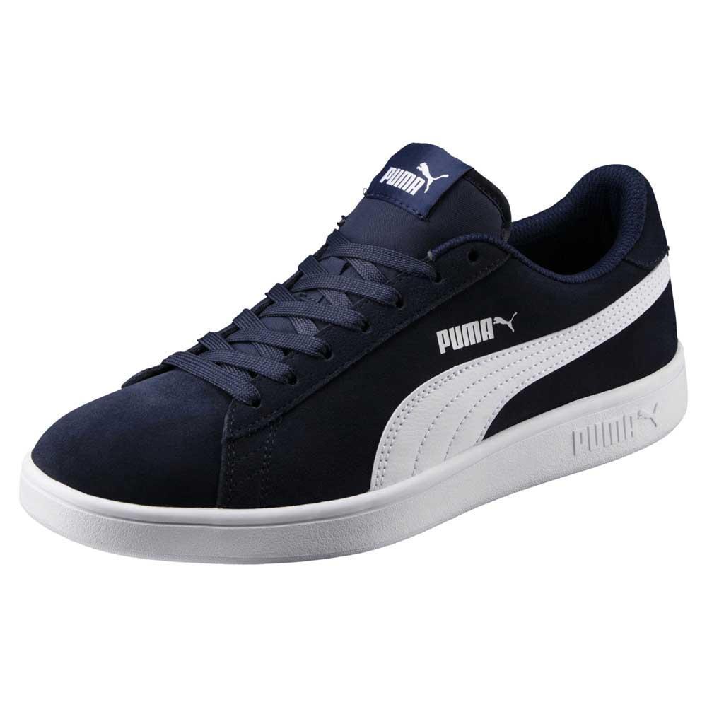 39d00e4e44e2 Puma Smash V2 White buy and offers on Dressinn