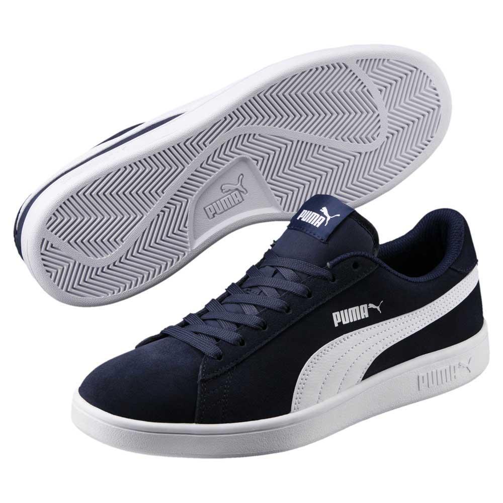 Puma Smash V2 Black buy and offers on