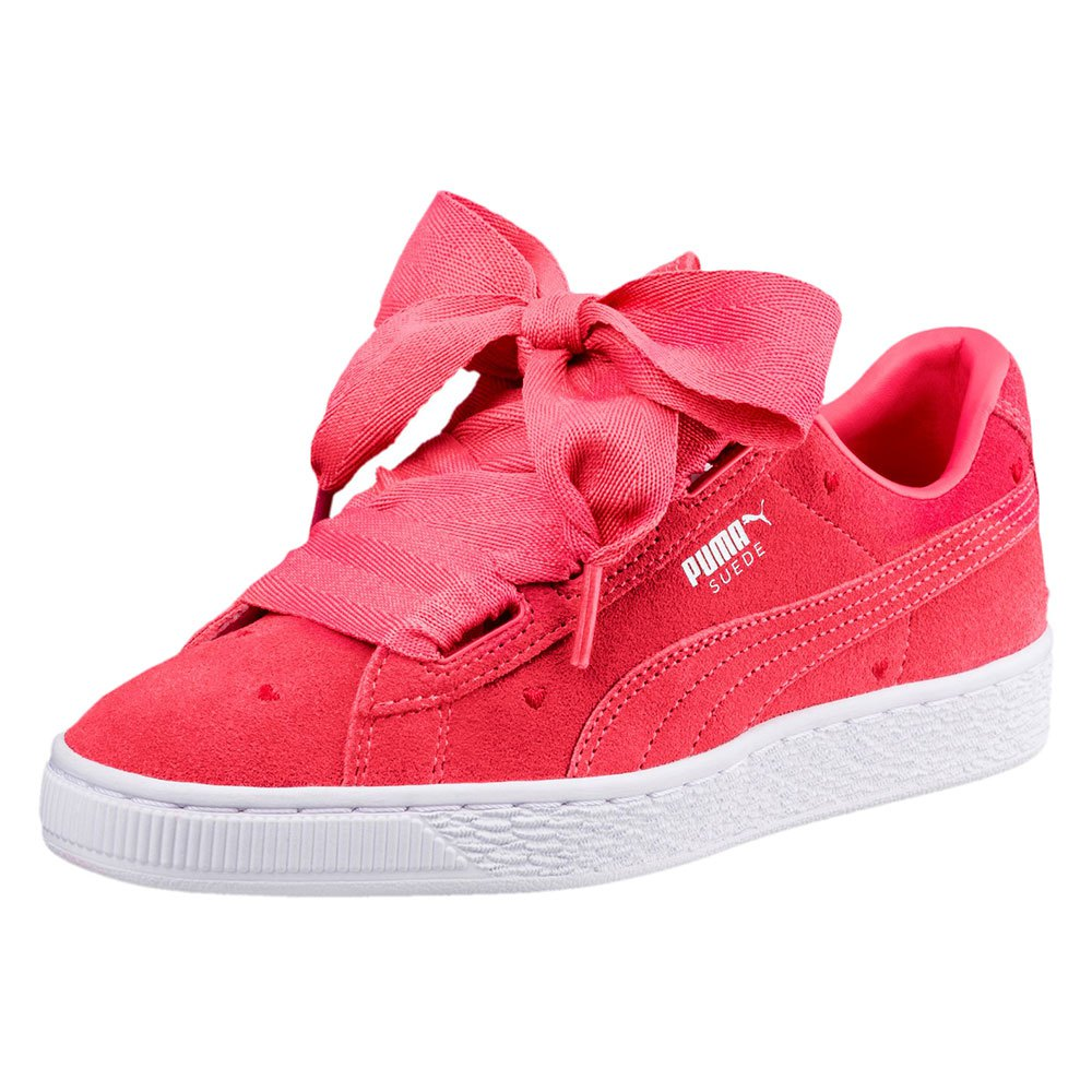 huge discount 9c828 c13fc Puma select Suede Heart Valentine
