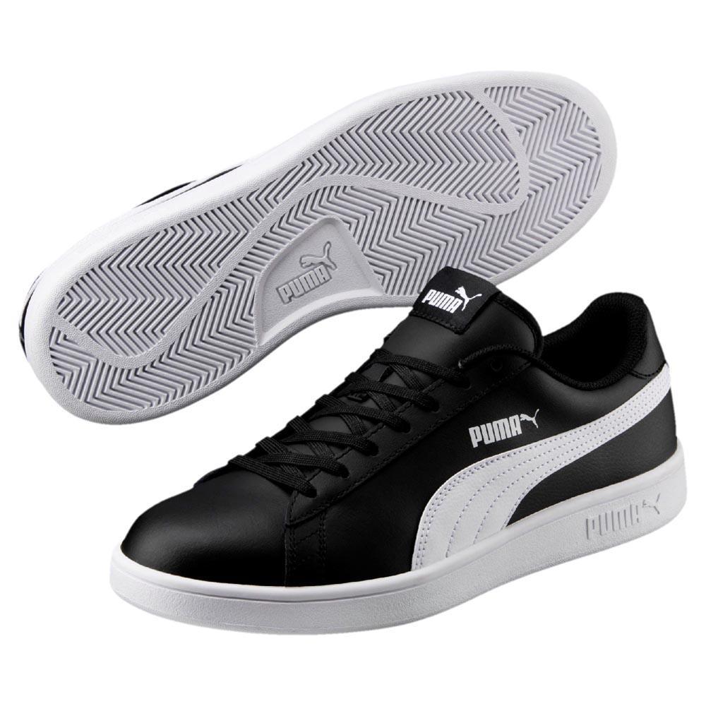 Puma Smash V2 L Black buy and offers on