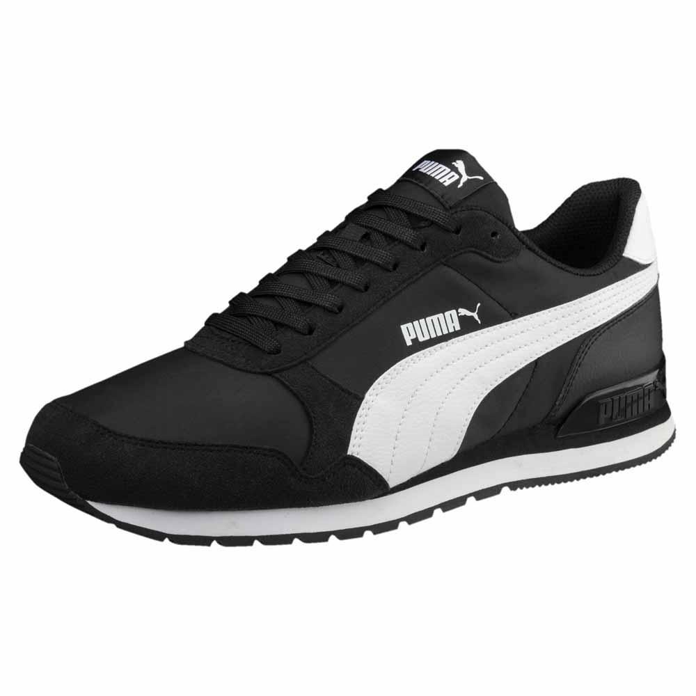 d5d09959e4af Puma ST Runner V2 NL Black buy and offers on Dressinn