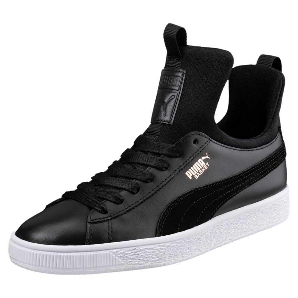 17d58b9ae84a Puma select Basket Fierce Black buy and offers on Dressinn
