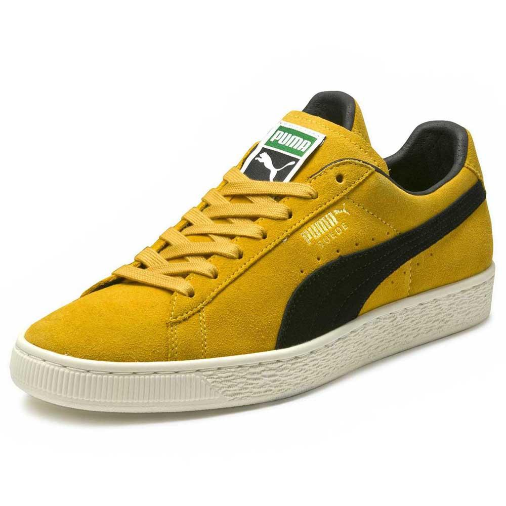 997e834aabe9 Puma select Suede Classic Archive Yellow, Dressinn