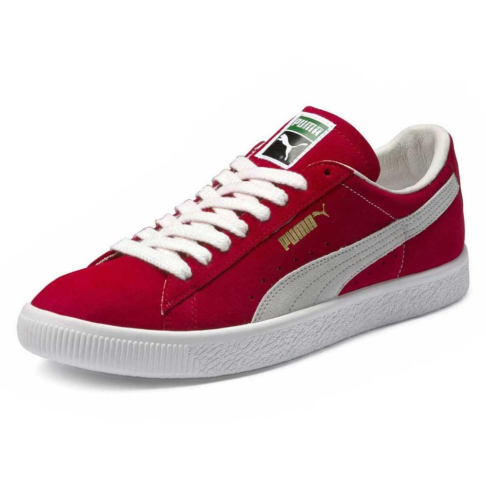 Puma select Suede 90681 Red buy and offers on Dressinn bb4b3823c