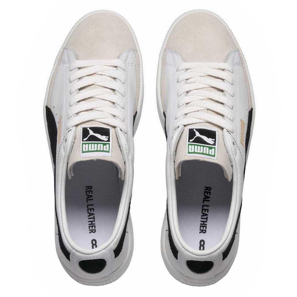 Puma select Basket 90680 Hvid køb og tilbud, Dressinn Sneakers