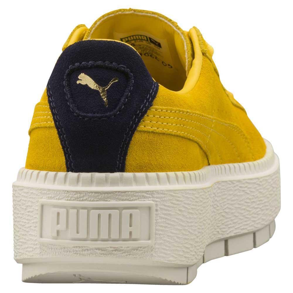 86e8dc41a16c47 Puma select Platform Trace Bold Yellow