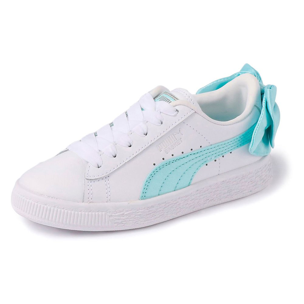 ad6bbbba4a6ba4 Puma select Basket Bow AC PS White buy and offers on Dressinn