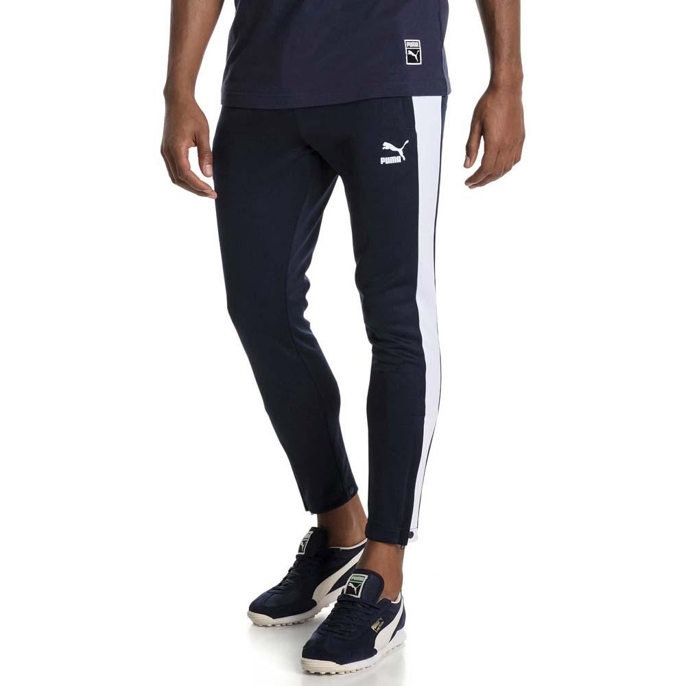 hot sale online 3bedb 621c8 Puma T7 Vintage Track Pants White buy and offers on Dressinn