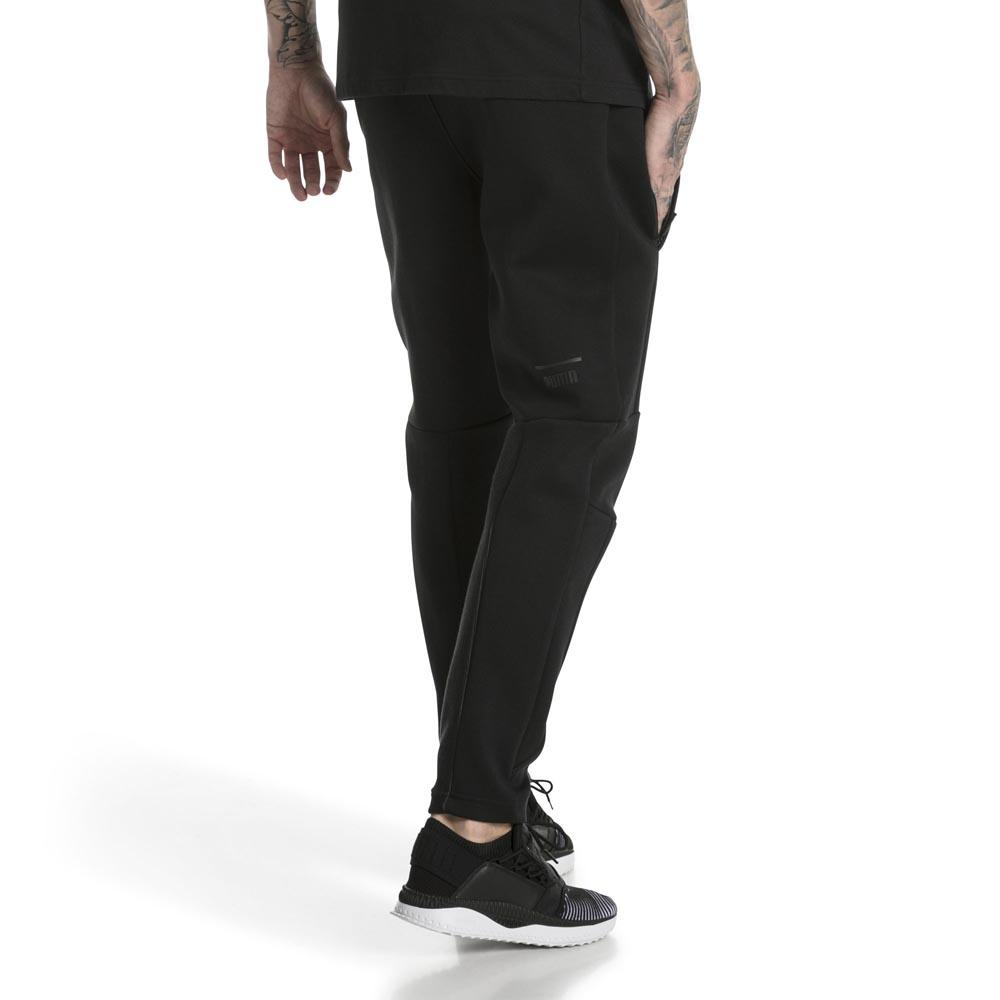 7532d2a56b6d Puma Pace Primary Pants Black buy and offers on Dressinn