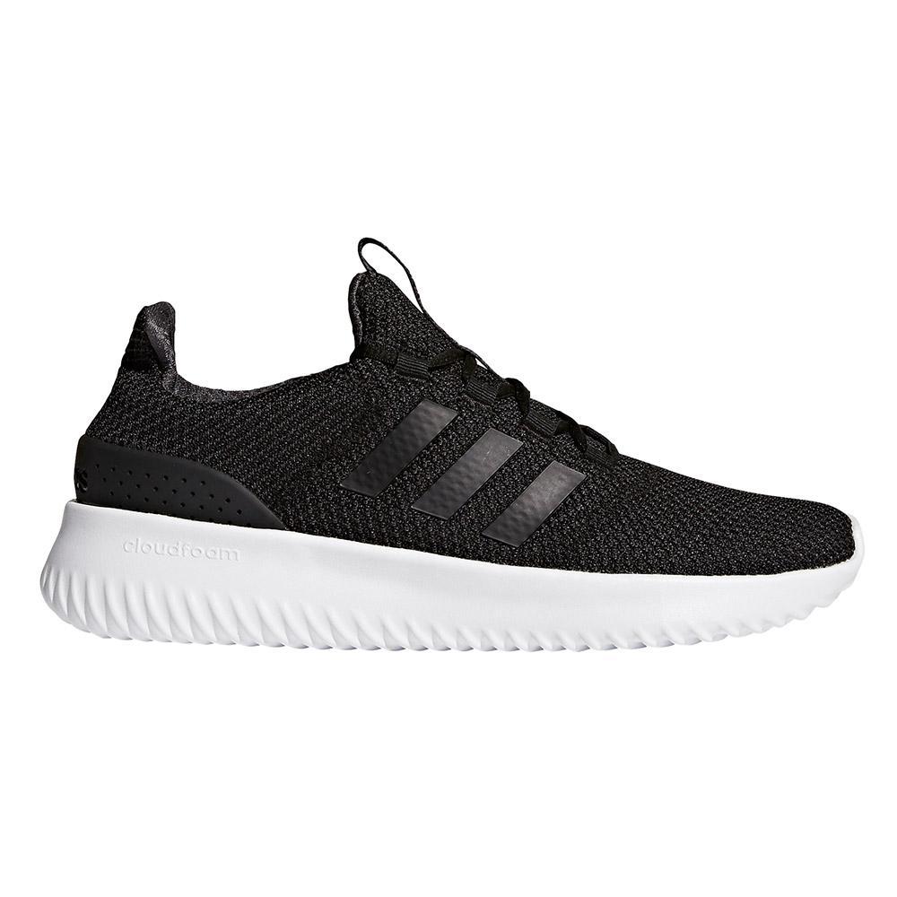 Black Baskets adidas Homme Core Cloudfoam Ultimate Noir BlackCore qxf0H