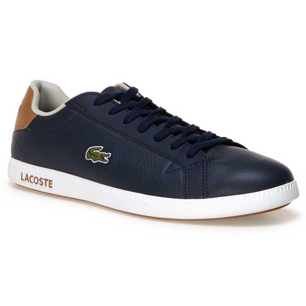 Diplômé De Lacoste Lcr3 118 1 Chaussures Noir 9BlU6Ufb6
