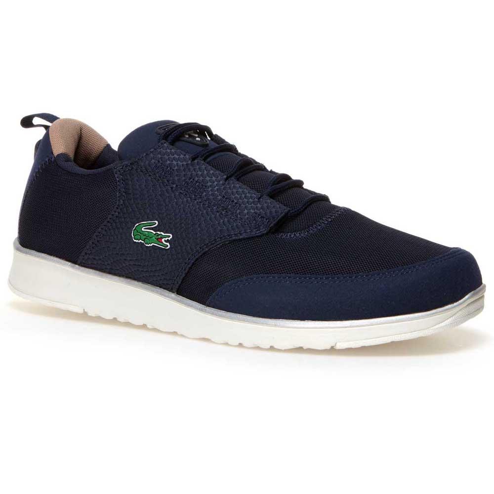 L.ight 118 1 - Chaussures De Sport Pour Les Hommes / Lacoste Noir BtGKLY0dP