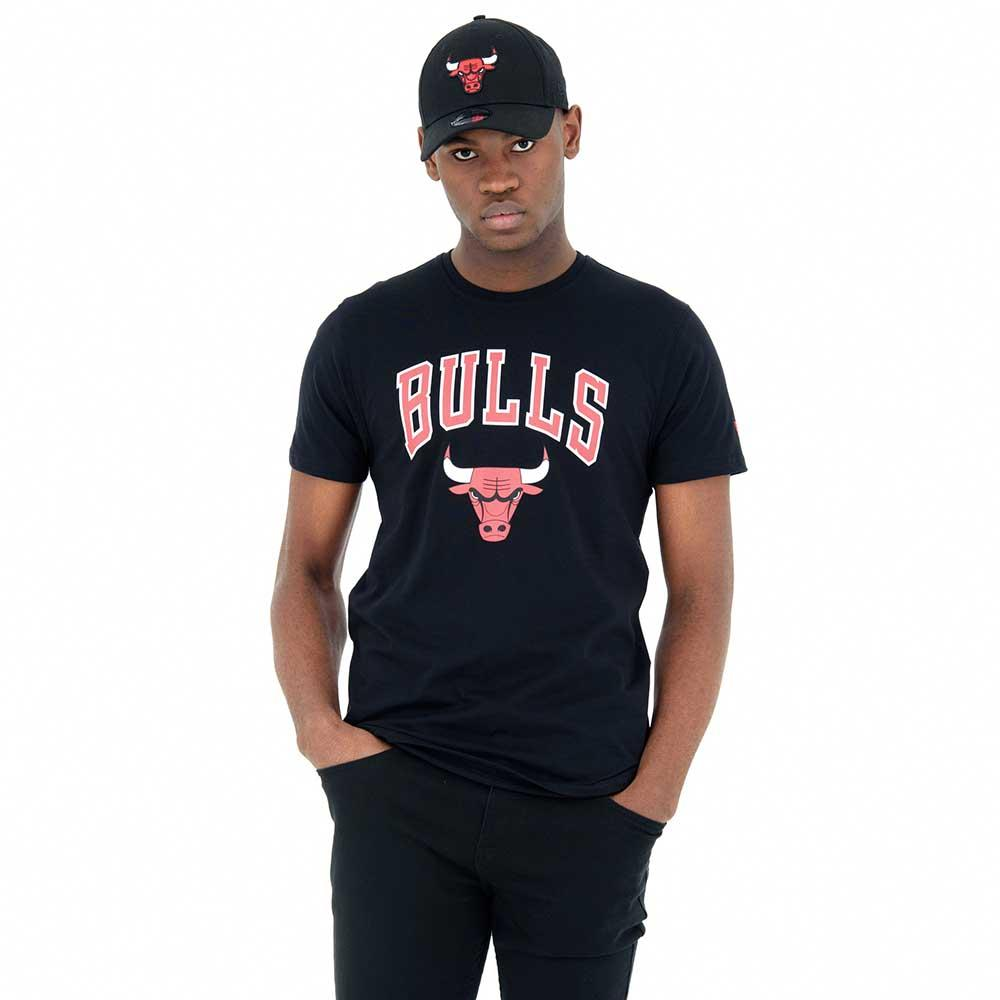 6f0a6b55239e New era Team Logo Chicago Bulls Black buy and offers on Dressinn