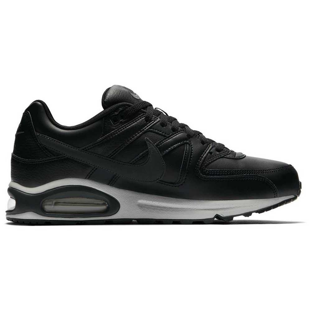 Nike Air Max Command Leather Black / Anthracite / Neutral Grey, Dressinn