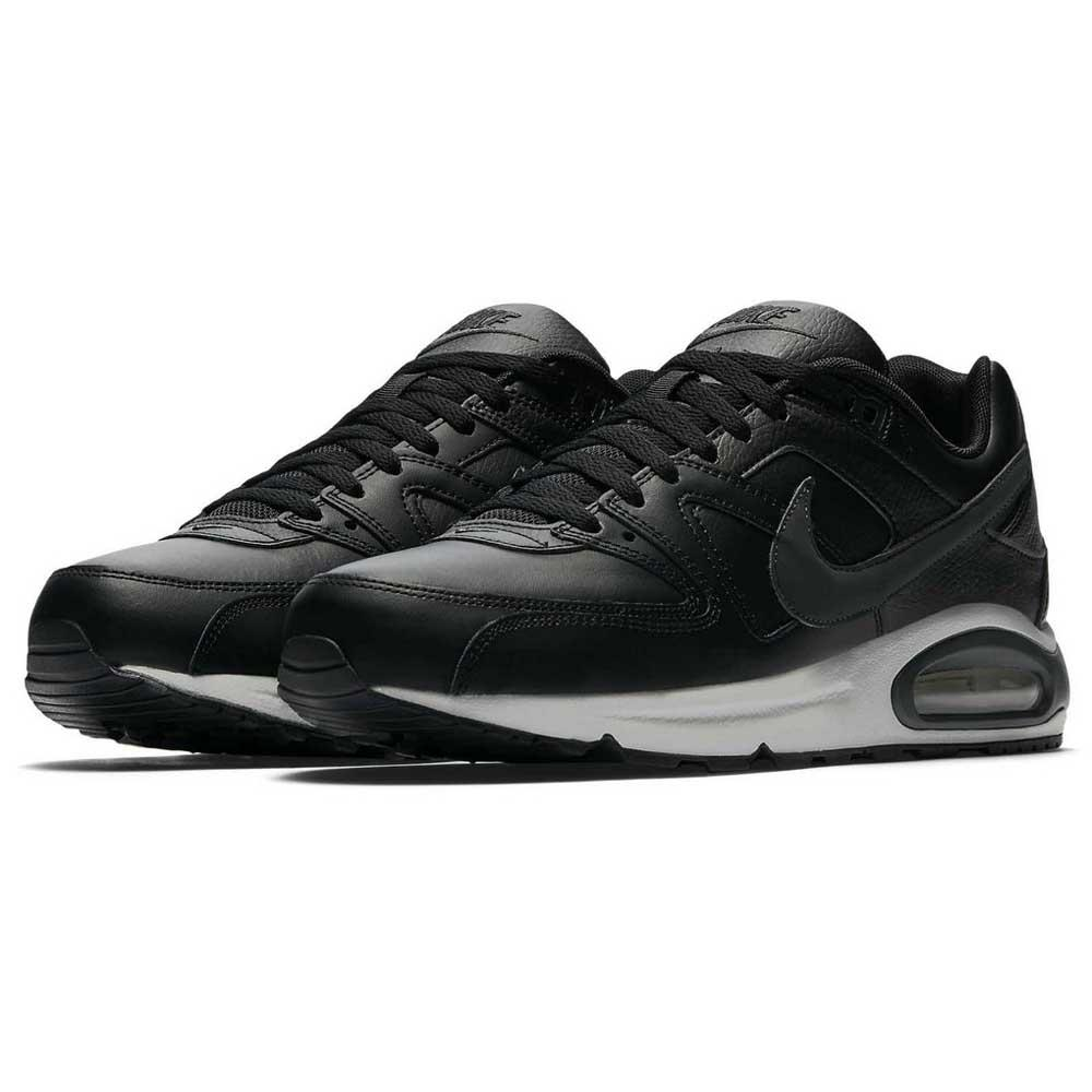 4c83ff7406ec Nike Air Max Command Leather Black buy and offers on Dressinn