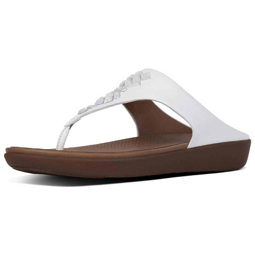 9215bc01d2be Fitflop Banda II Leather Toe buy and offers on Dressinn