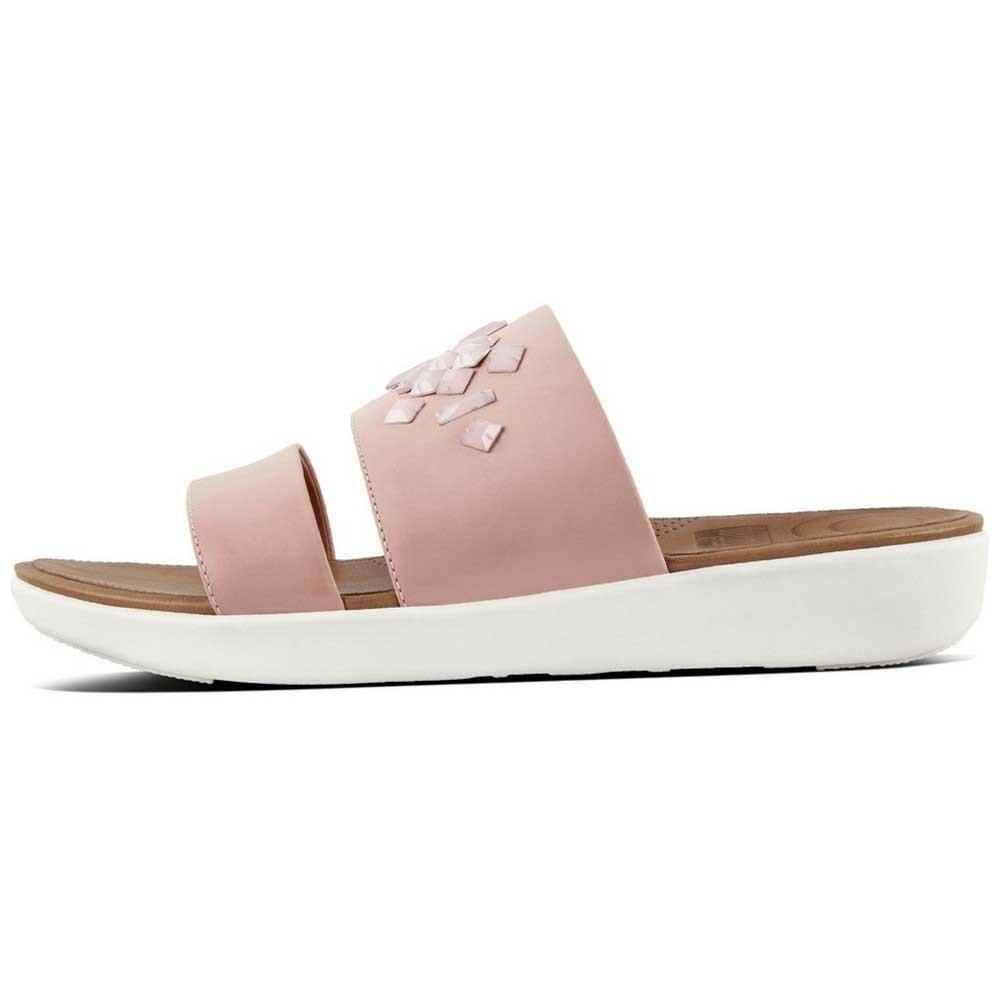e5d7428b0217f Fitflop Delta Leather Slide buy and offers on Dressinn