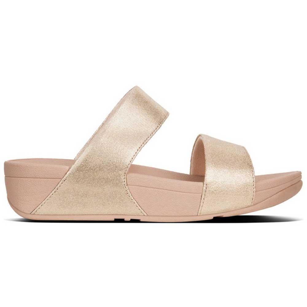 292a418159e6 Fitflop Shimmy Slide Pink buy and offers on Dressinn