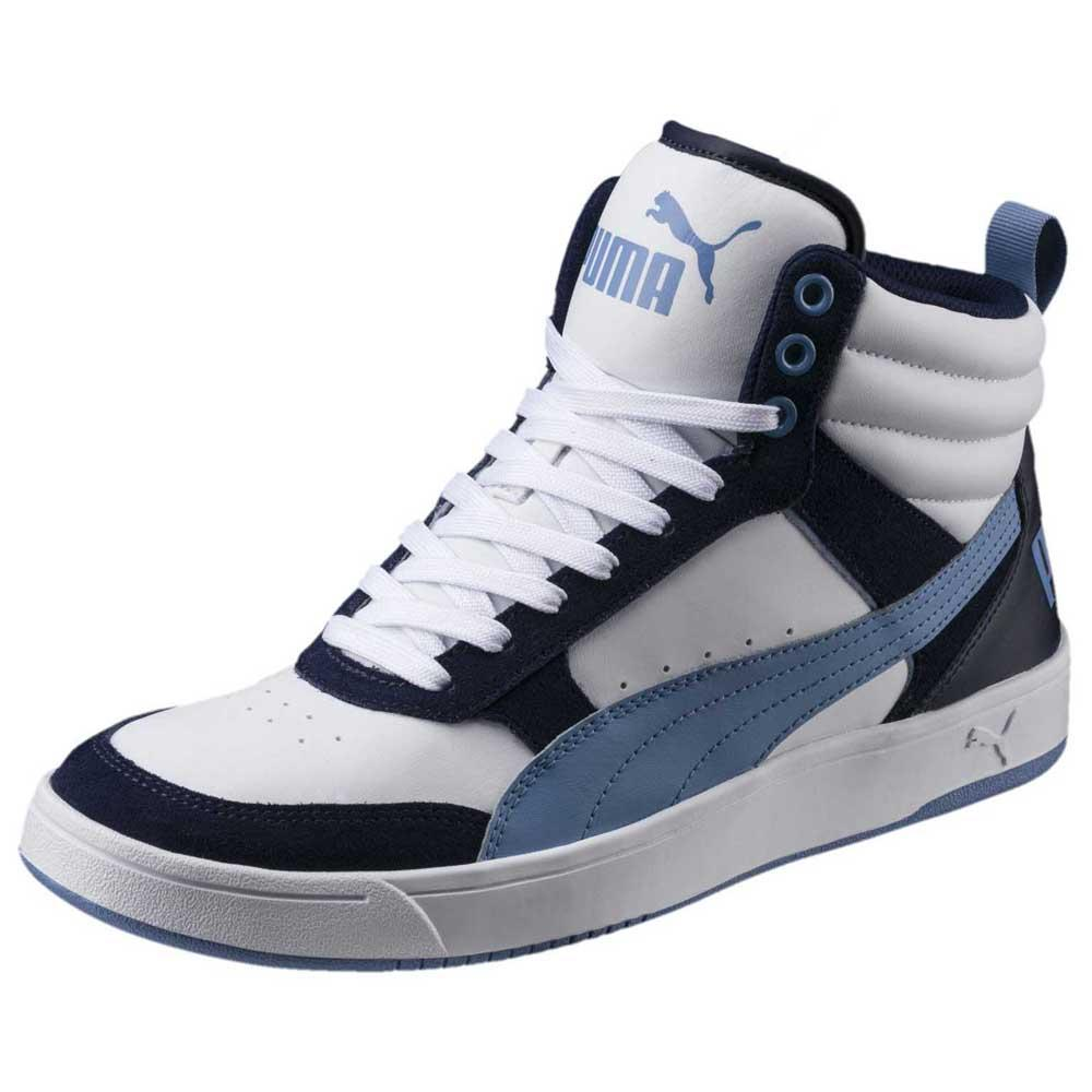 Puma Rebound Street V2 Trainers White buy and offers on Dressinn