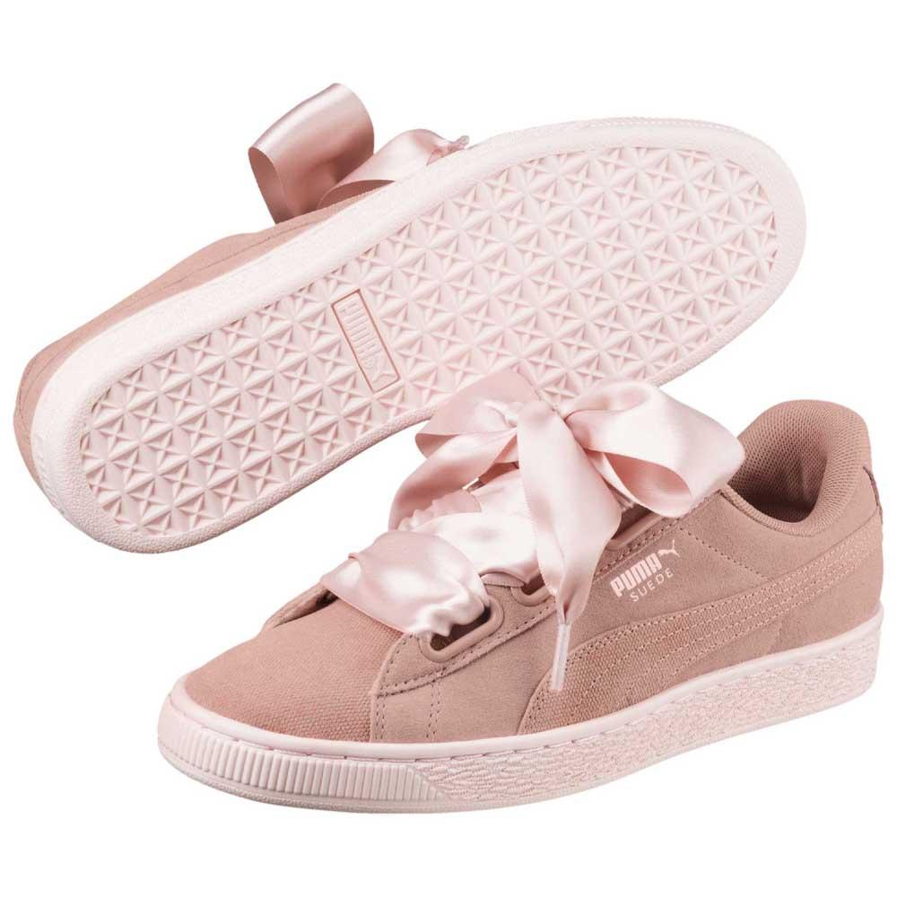 26c6ce364d3f1a Puma Suede Heart Pebble buy and offers on Dressinn