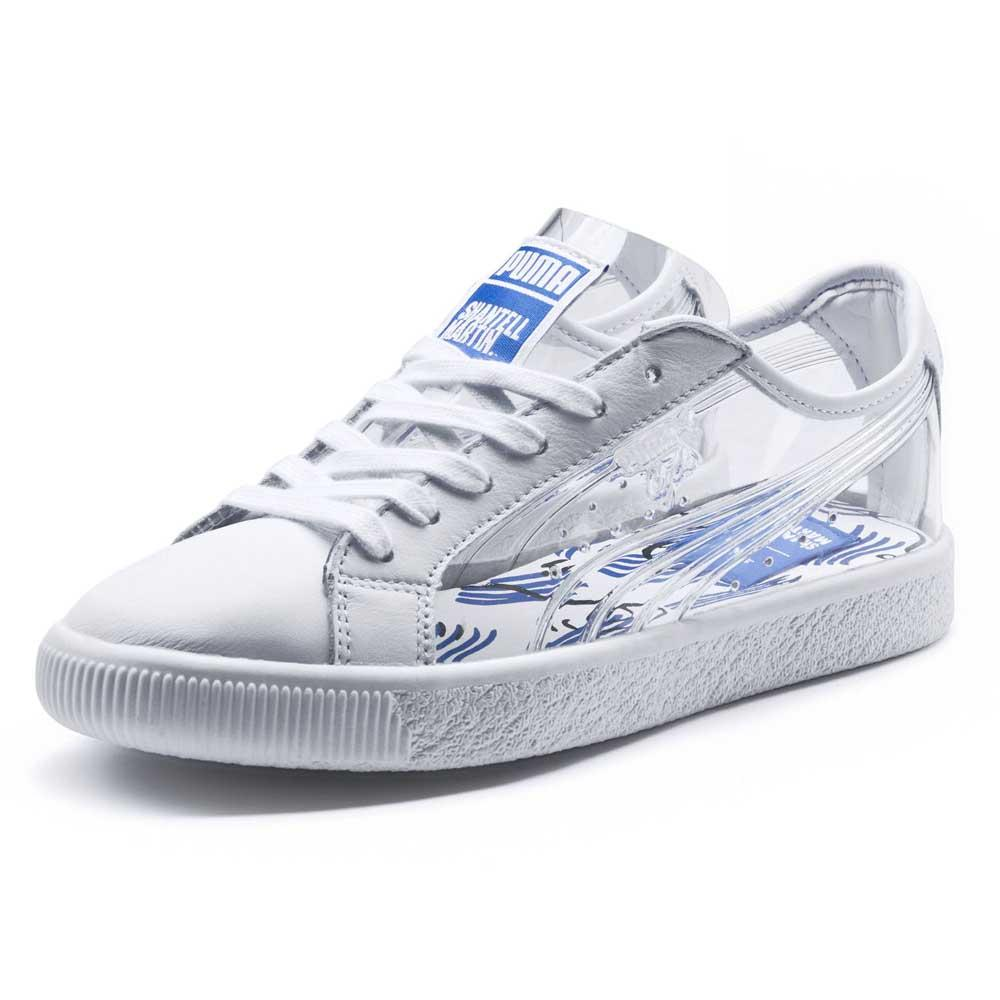 Puma Shantell Martin Clyde Clear White