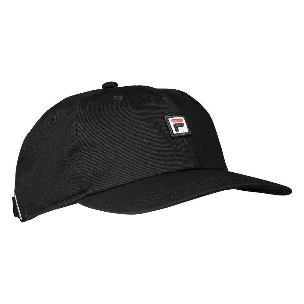 b897886114b1 Fila Dad Cap Strap Back Black buy and offers on Dressinn