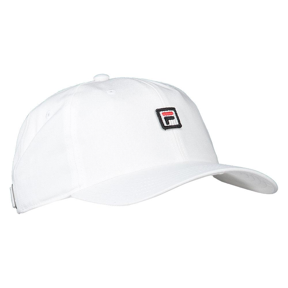 1deff3689fc2 Fila Dad Cap Strap Back White buy and offers on Dressinn