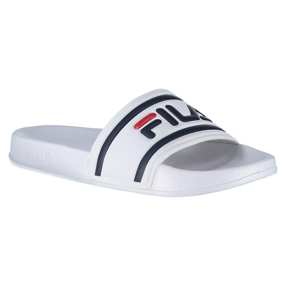a67b449b0d8c7 Fila Morro Bay Slipper White buy and offers on Dressinn