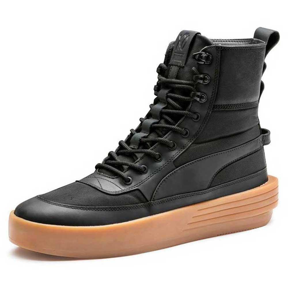 7b2f36fd416b71 Puma XO Parallel Black buy and offers on Dressinn