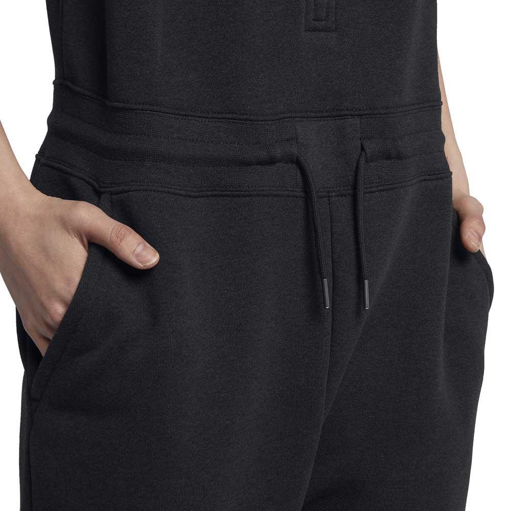 14114e881e9 Nike Sportswear Modern Romper Black buy and offers on Dressinn
