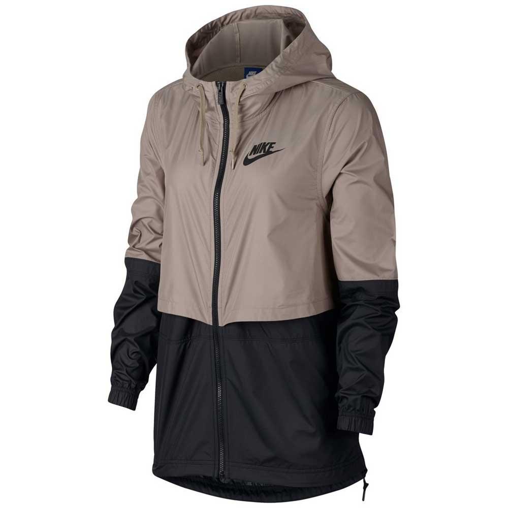 b61782af Nike Sportswear Woven Svart kjøp og tilbud, Dressinn Jakker