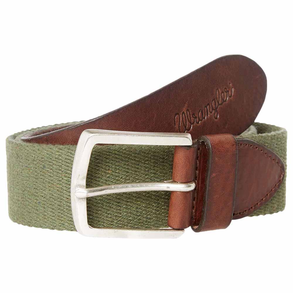 nuovo arriva stile classico stile alla moda Wrangler Canvas Cintura
