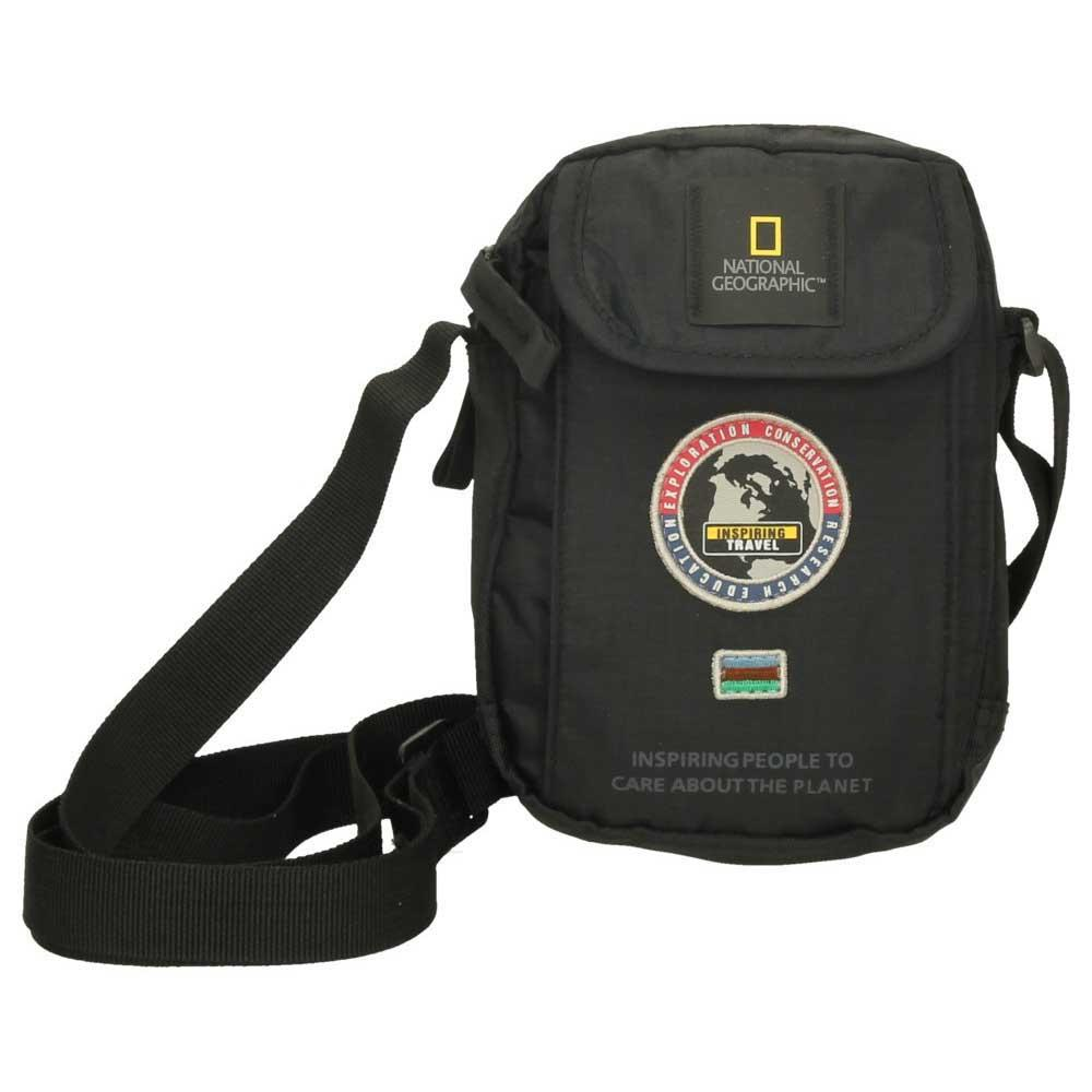 National geographic Explorer Small Utility Black b42a6f8398840