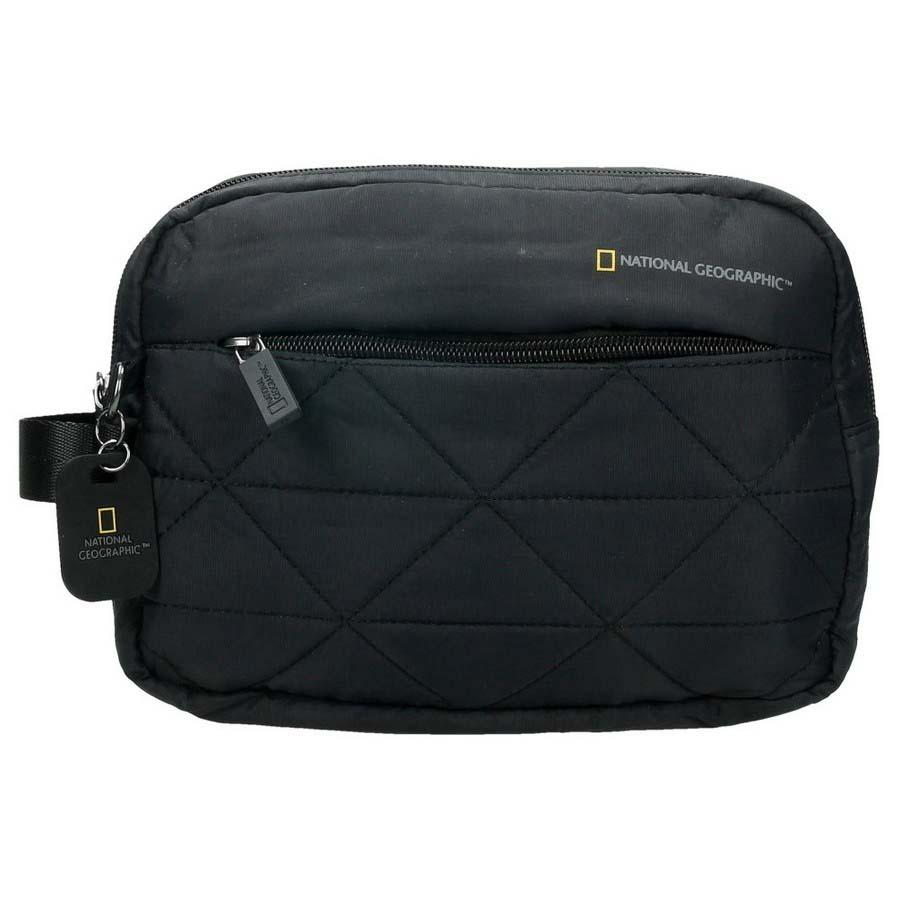 06cfcfe9b6a6 National geographic Gate Toiletry Bag Black, Dressinn