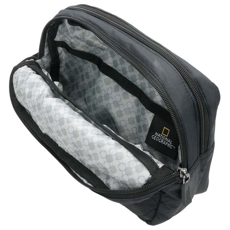 93ec82ccf National geographic Gate Toiletry Bag Negro, Dressinn