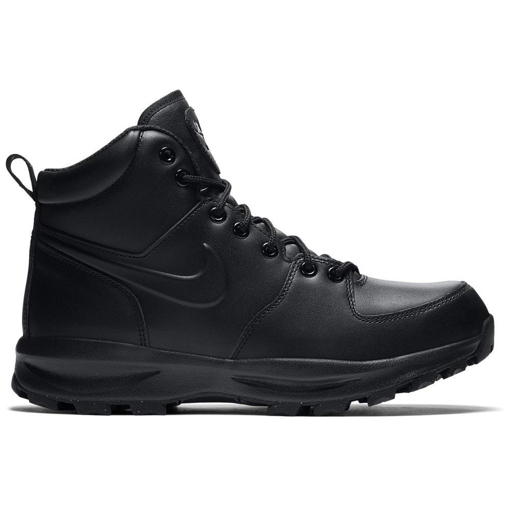 Nike Manoa Leather Black buy and offers