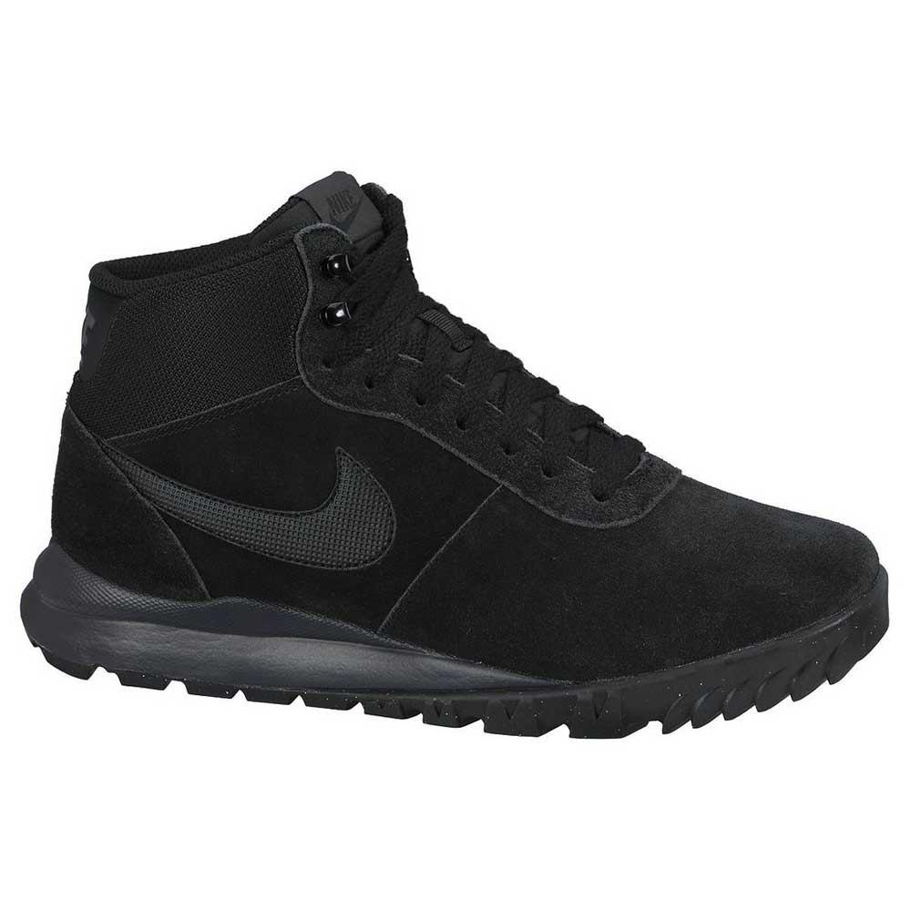 huge discount f8f68 cb6e7 Nike Hoodland Suede Black buy and offers on Dressinn