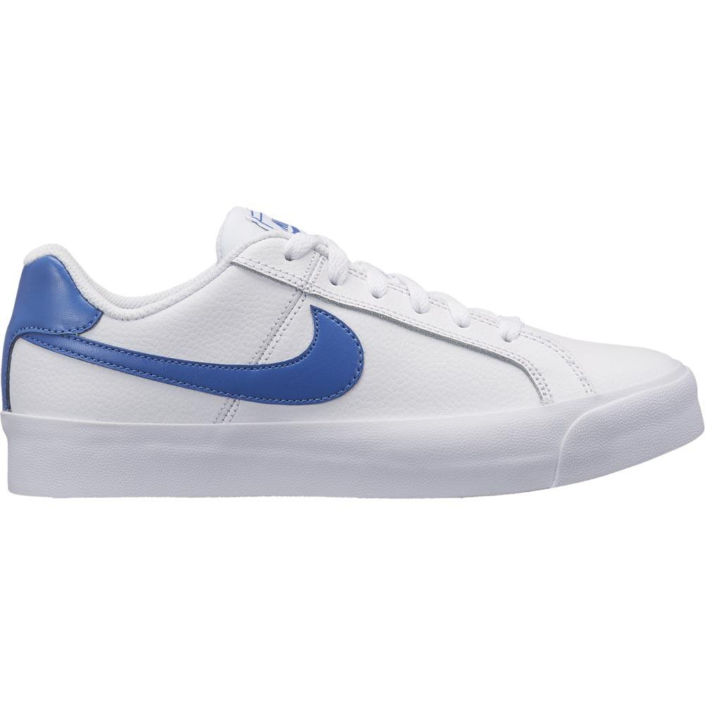 detailed look ede92 a81b4 Nike Court Royale AC White buy and offers on Dressinn