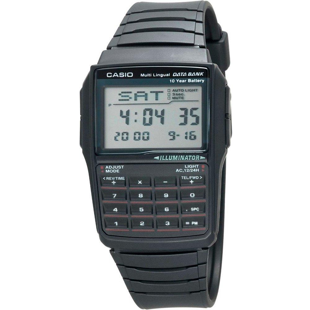 76e9c2972ca Casio Databank DBC-32-1A Preto comprar e ofertas na Dressinn