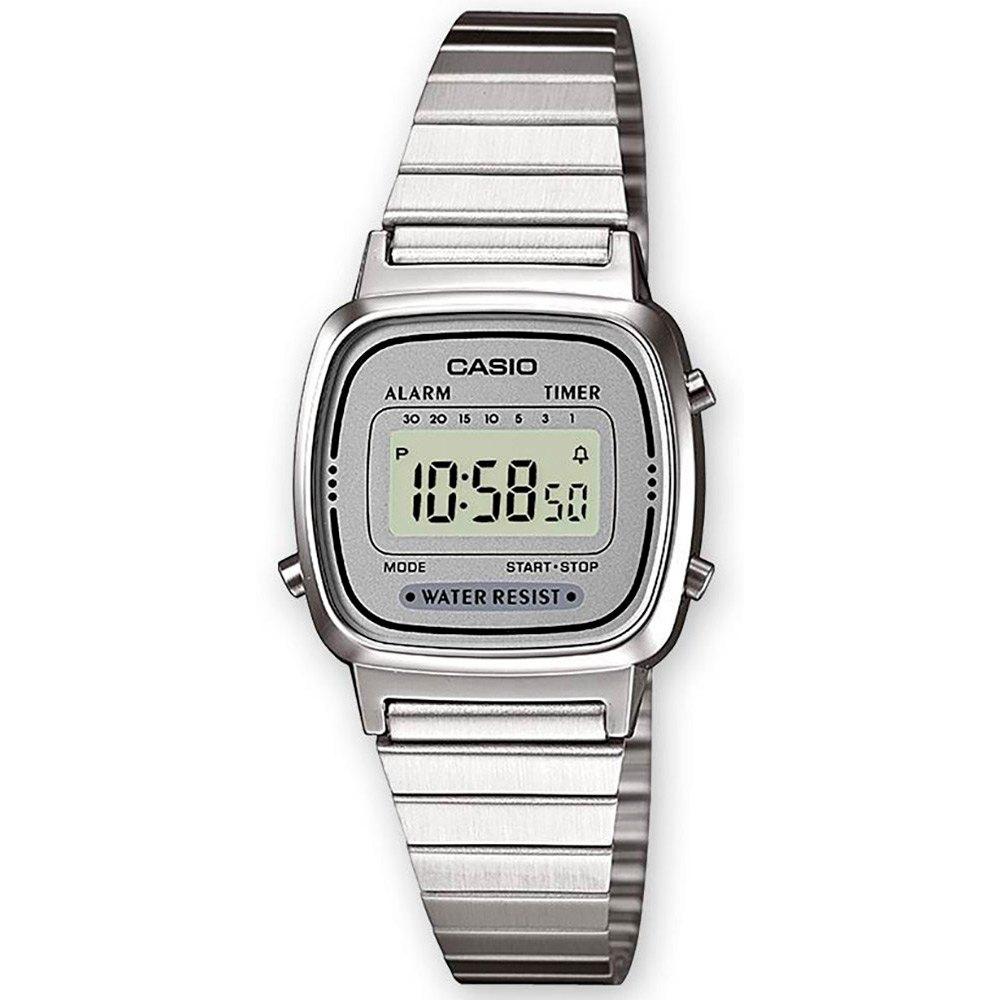 Relógios Casio Retro Vintage La-670wea One Size LCD
