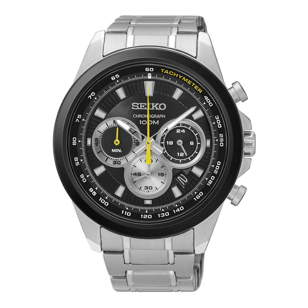 Relógios Seiko-watches Quartz Ssb247p1