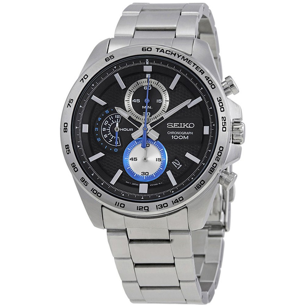 Relógios Seiko-watches Quartz Ssb257p1