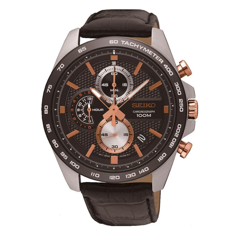 Relógios Seiko-watches Quartz Ssb265p1