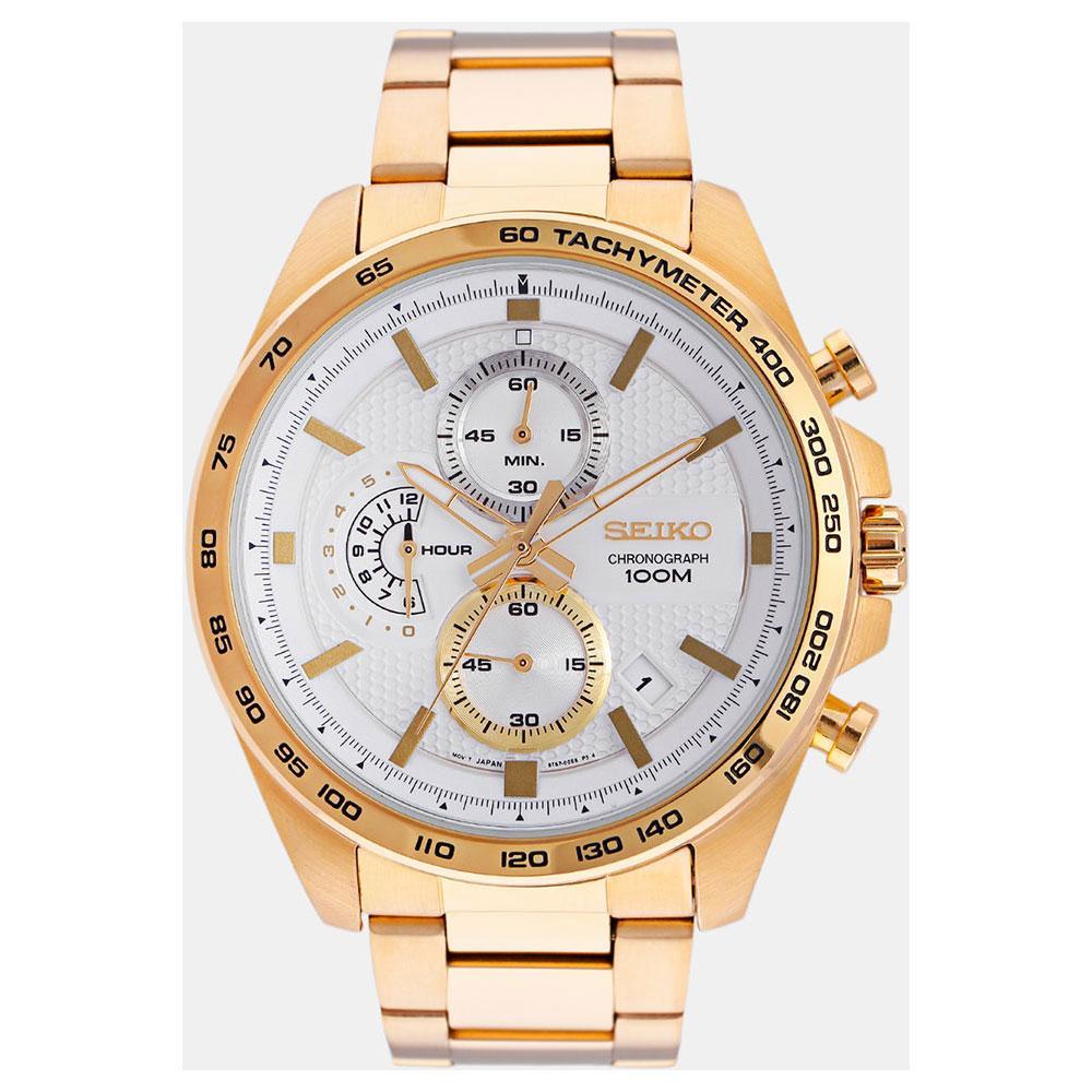 Relógios Seiko-watches Quartz Ssb286p1