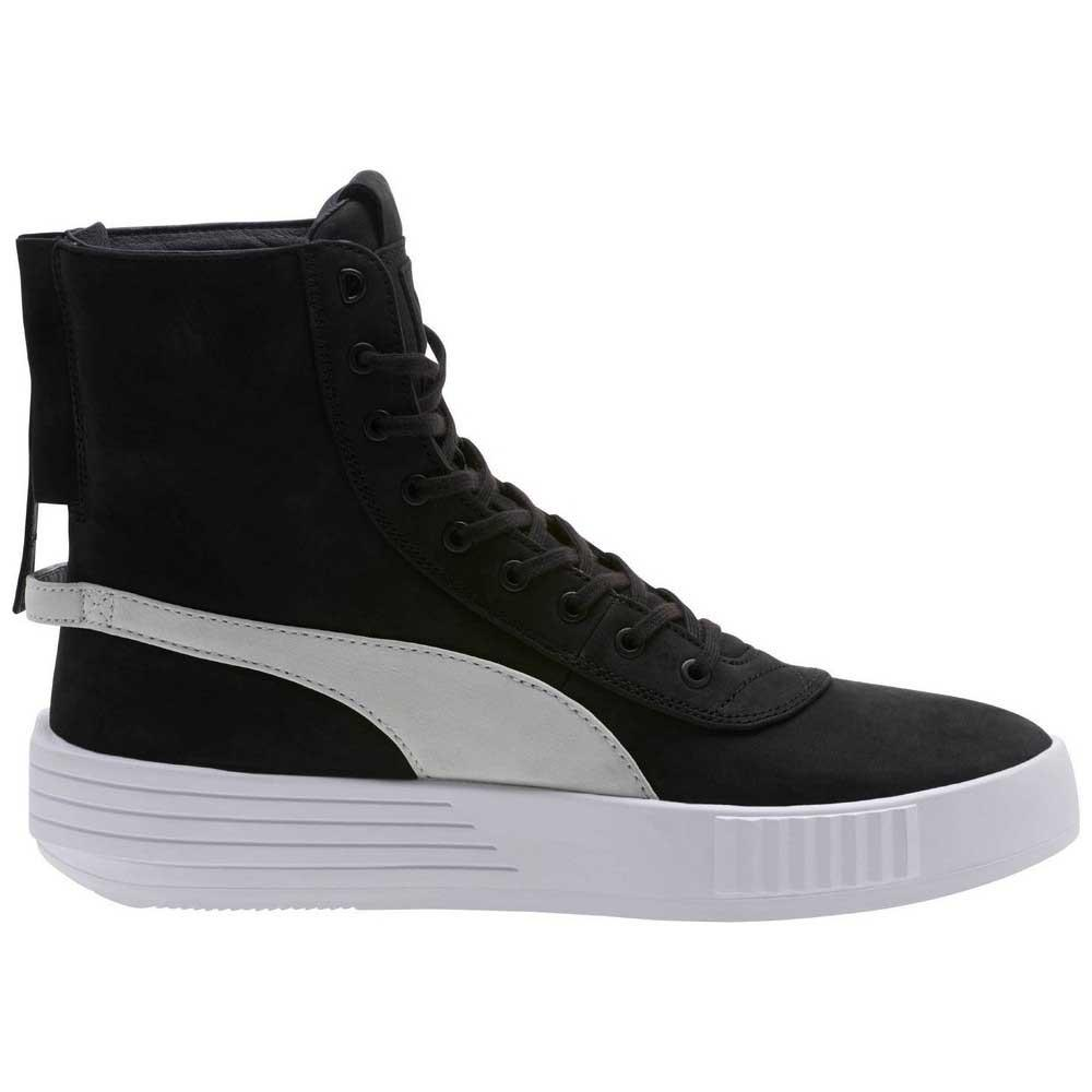 Puma XO The Weeknd Parallel Black Mens Lace Up Sneakers