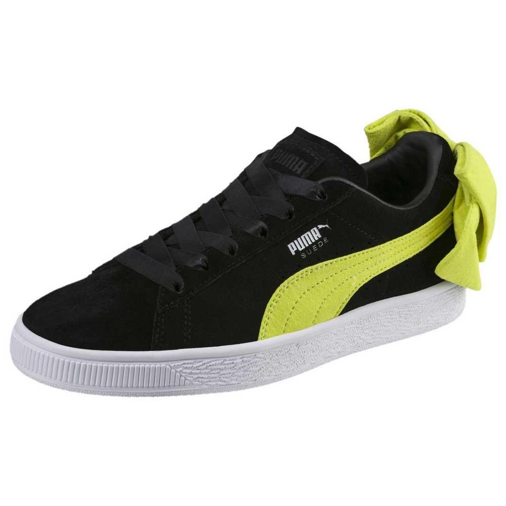 Puma select Suede Bow Block