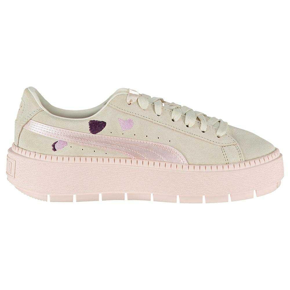 reputable site 2abcb 85a06 Puma select Suede Platform Trace Flowery