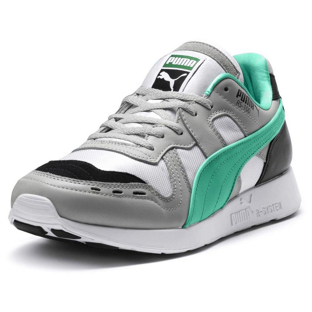 online retailer 0190f 872fc Puma select RS-100 Re-Invention Green buy and offers on Dressinn