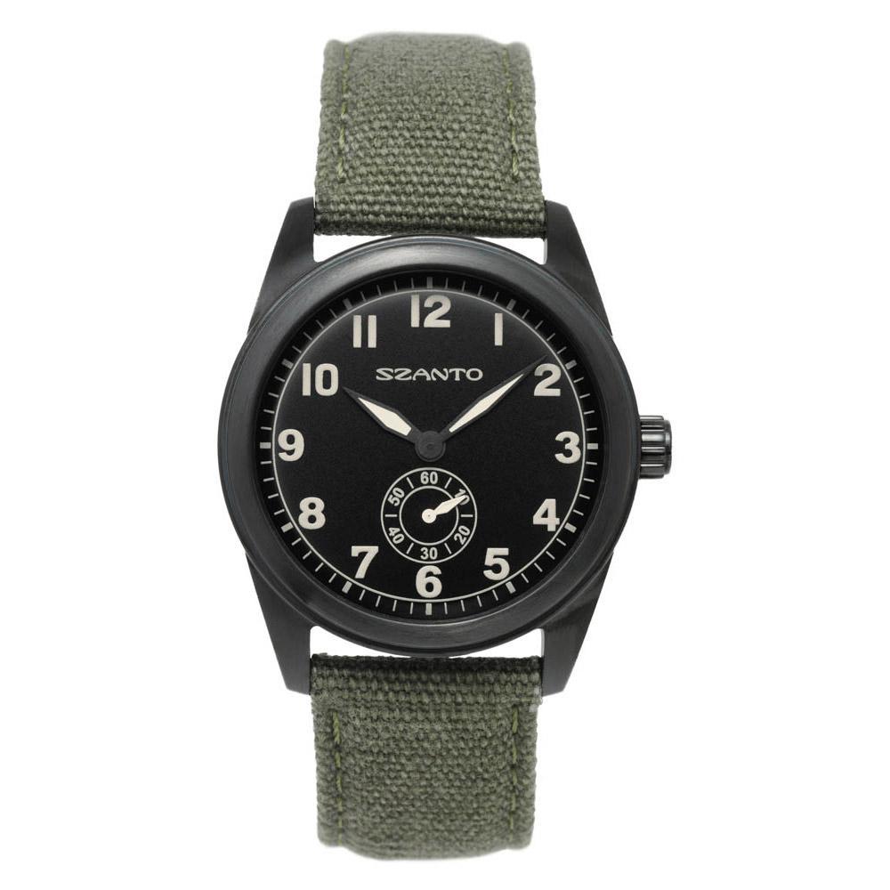 Relógios Szanto 1002 Classic Military Field